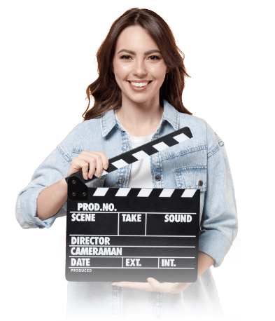We will film your online course!